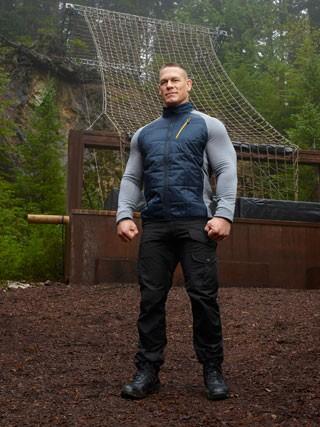 John Cena American Grit TV Series
