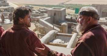 Olly Rix and Ray Winstone in Of Kings and Prophets