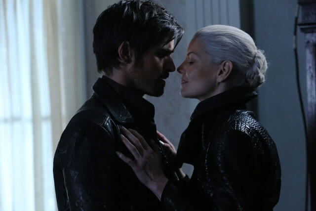 Once Upon a Time Colin O'Donoghue and Jennifer Morrison Season 5 Episode 8