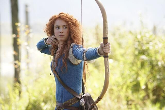 Amy Manson Once Upon a Time Merida