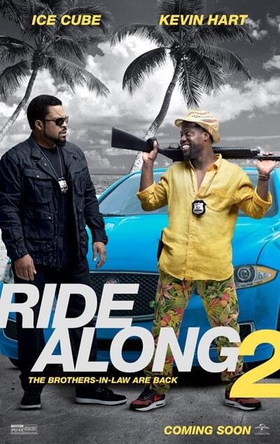 Ride Along 2 Poster