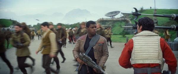 John Boyega Star Wars The Force Awakens