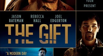 The Gift Blu Ray and DVD