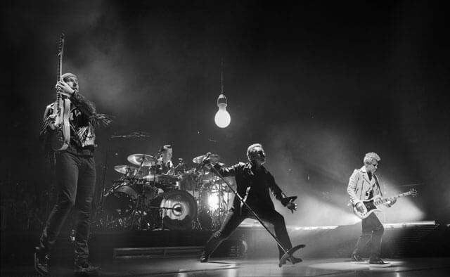 U2 HBO Special