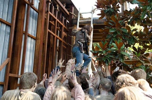 Walking Dead Lauren Cohan Season 6 Episode 8