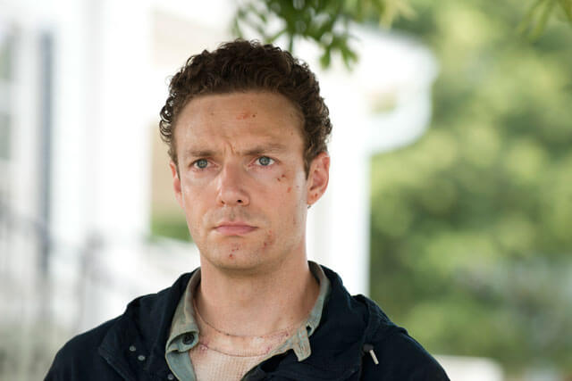 The Walking Dead Ross Marquand Season 6 Episode 5