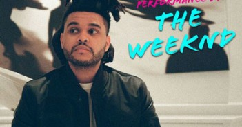 The Weeknd American Music Awards Performer