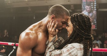 Michael B Jordan, Tessa Thompson in Creed