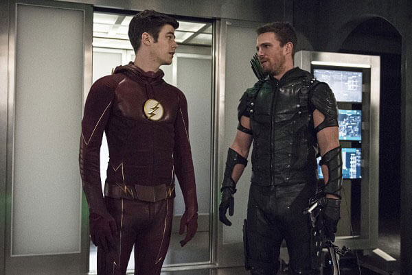 Flash Season 2 Episode 8