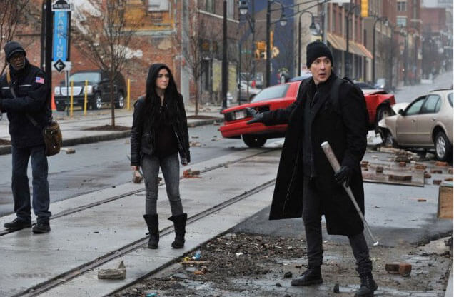 Cell John Cusack, Isabelle Fuhrman and Samuel L Jackson