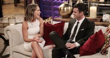 Jami and Ben Higgins in The Bachelor Season 20
