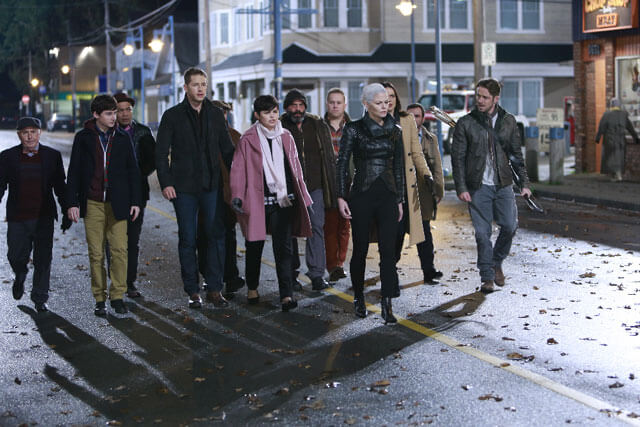 Once Upon a Time Season 5 Episode 11 Cast