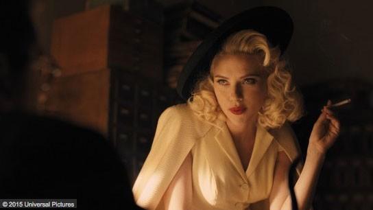 Scarlett Johansson Hail Caesar