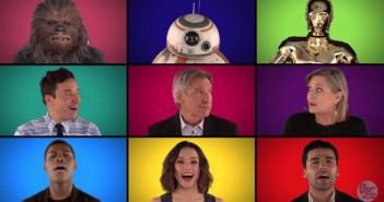 Star Wars Cast Medley