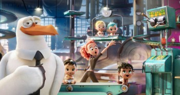 Storks Movie Photo