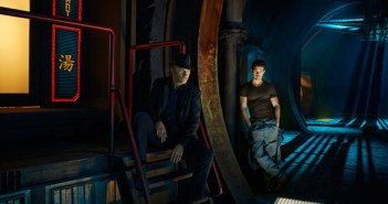 The Expanse Thomas Jane and Steven Strait