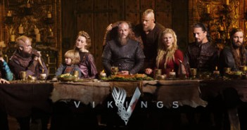Vikings Season 4 Cast Banner