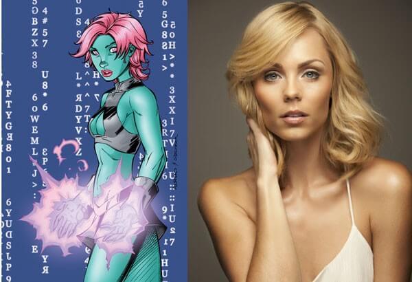 Laura Vandervoort Supergirl