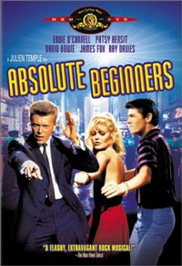 Absolute Beginners DVD Cover