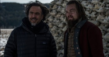 The Revenant Alejandro Inarritu and Leonardo DiCaprio