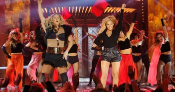 Channing Tatum and Beyonce Lip Sync Battle