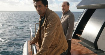 Cliff Curtis Ruben Blades Fear the Walking Dead season 2