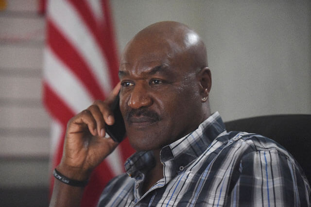 Delroy Lindo Blood and Oil