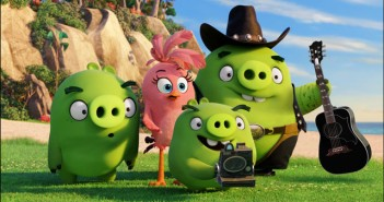 Earl the Pig Angry Birds Movie