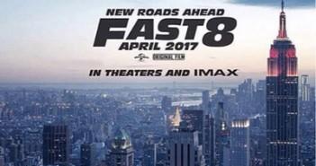 Fast 8 Teaser Poster