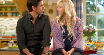 Fuller House John Stamos and Jodie Sweetin