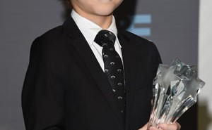 Jacob Tremblay Critics Choice Awards