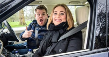 Adele and James Corden Carpool Karaoke