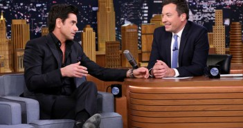 John Stamos and Jimmy Fallon