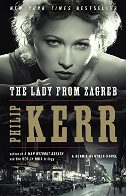 Lady From Zagreb Book Cover