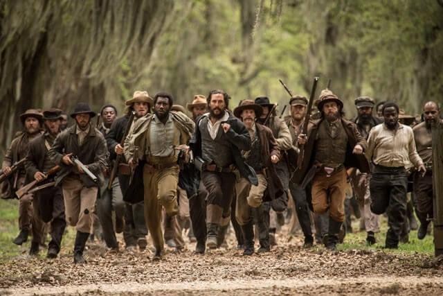 Free State of Jones Matthew McConaughey