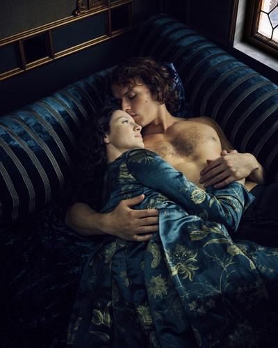 Outlander Season 2 Sam Heughan Caitriona Balfe Season 2