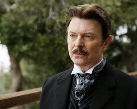 David Bowie in The Prestige