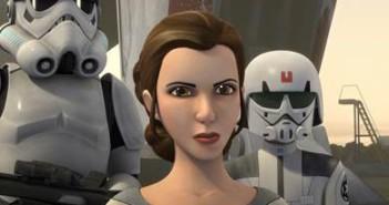 Princess Leia Star Wars Rebels