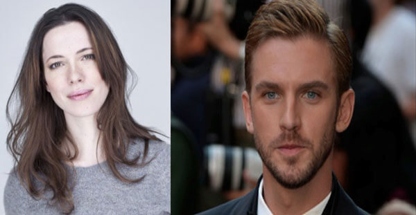 Rebecca Hall and Dan Stevens