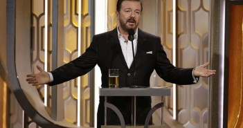 Ricky Gervais Golden Globes 2016