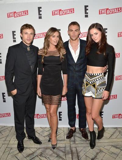 The Royals Season 2 Cast