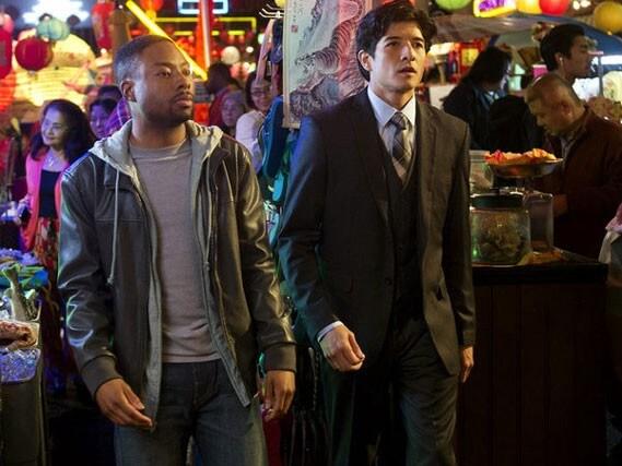 Rush Hour TV Series Justin Hires and John Foo