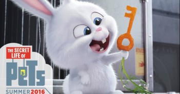 Secret Life of Pets Snowball the Bunny