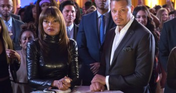 Taraji P Henson and Terrence Howard Empire