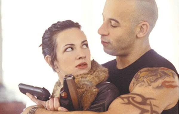 Asia Argento Vin Diesel in XXX