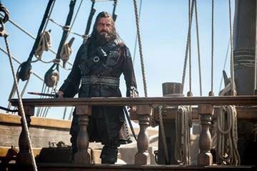 Ray Stevenson Black Sails
