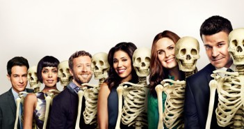 Bones Cast Photo Season 11