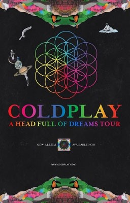 Coldplay Head Full of Dreams Tour
