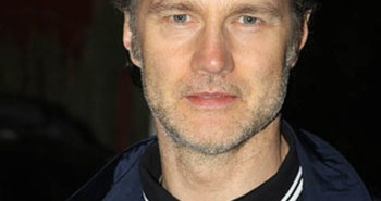 David Morrissey at 2013 San Diego Comic Con