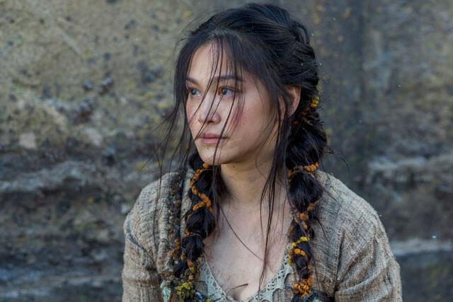 Dianne Doan in Vikings Season 4
